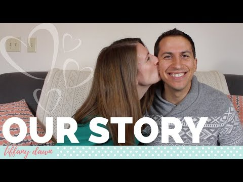 HOW WE MET (but didn't fall in love for another 20 years 😂) | Christian Couples Love Story