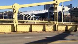 Pittsburgh City Tour -- Part 1 HD