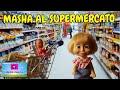 Le avventure di Masha:(EP.18) MASHA AL SUPERMERCATO