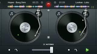 Gambar cover Main musik Trap lewat aplikasi djay2
