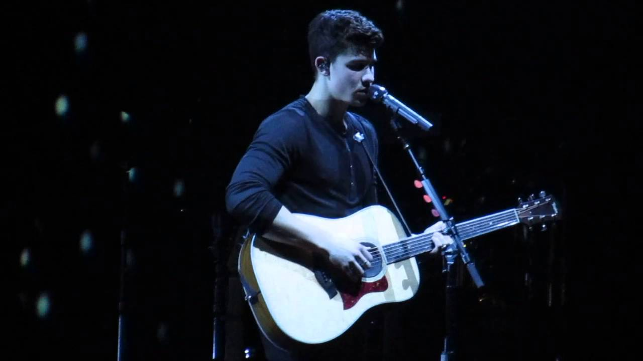 New Song Three Empty Words Shawn Mendes Radio City Music Hall New