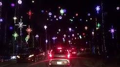 Best Christmas light display ever - Girvin Road - Jacksonville Florida