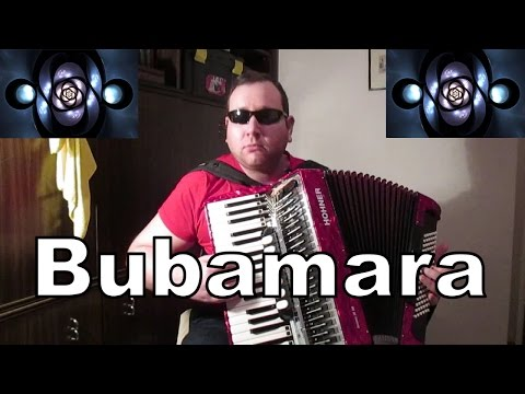 Gypsy Song Bubamara (Ladybug) - Instrumental - Accordion - Murathan