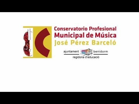 Conservatorio de Música de Benidorm, promoción 2014