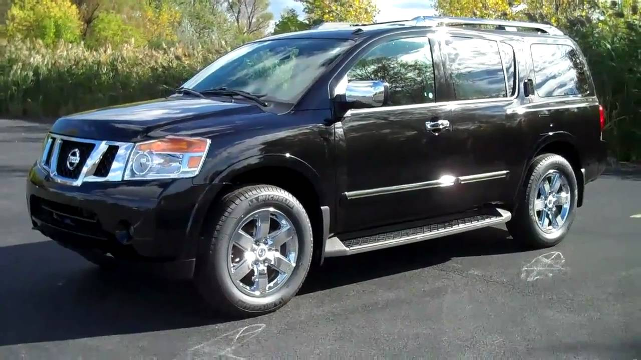 2012 nissan armada reviews
