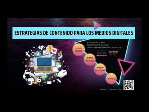 CARES: Estrategias de Contenido en los Medios Digitales