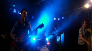 The Living End- Staring at the Light & Carry Me Home (Perth, Rosemount, 04/11/12)