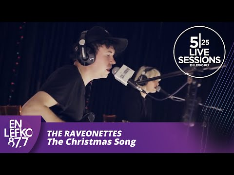 5|25 Live Sessions - The Raveonettes - The Christmas Song