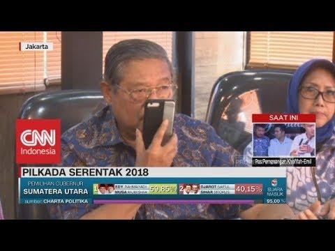 SBY: Menang Tidak Terbang, Kalah Tidak Patah