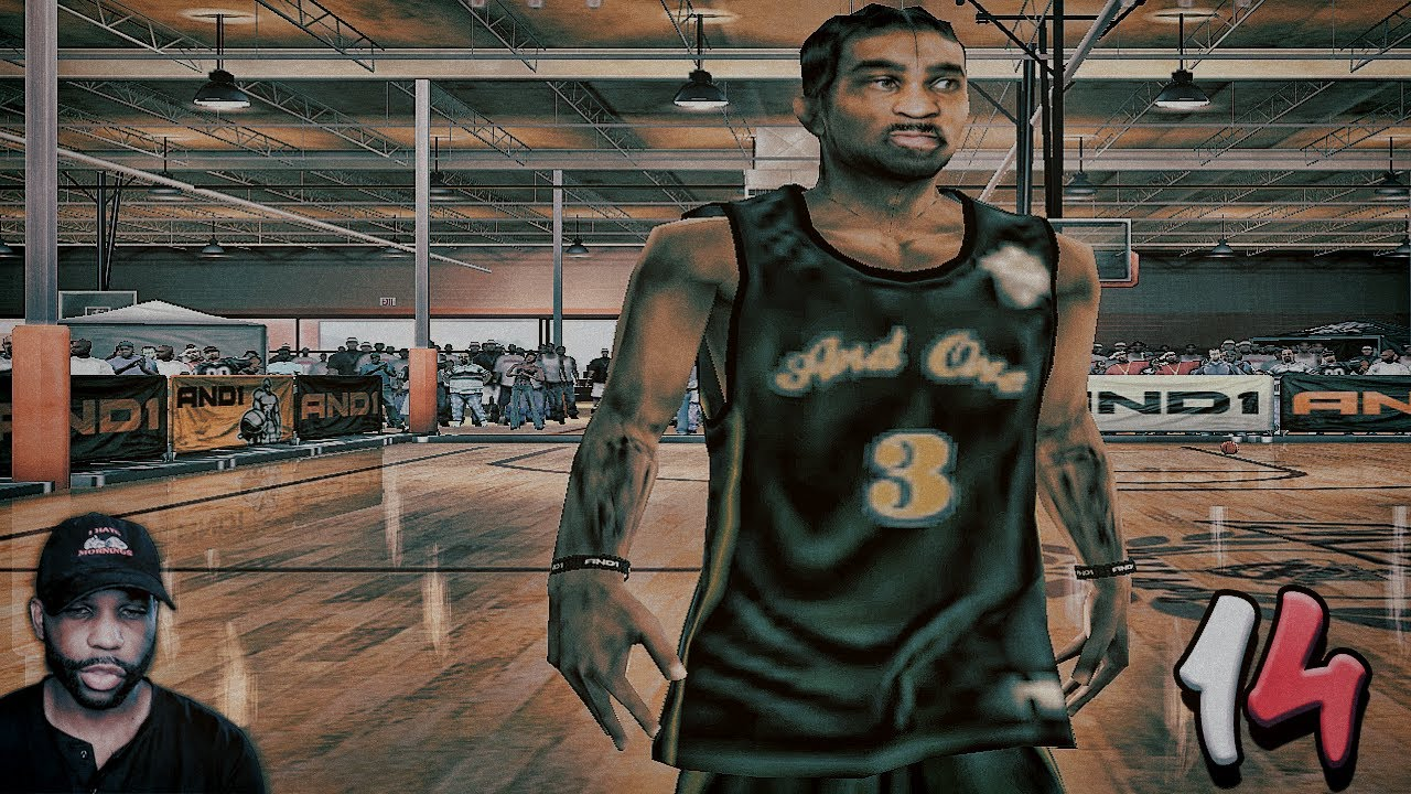 """""""AND 1 Streetball"""" Video Game Part 14 – 1 ON 1 VS. HOT SAUCE"""