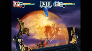 Onimusha Blade Warriors - Unlocking MegaMan EXE