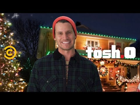 Hallmark Christmas Movies - Tosh.0