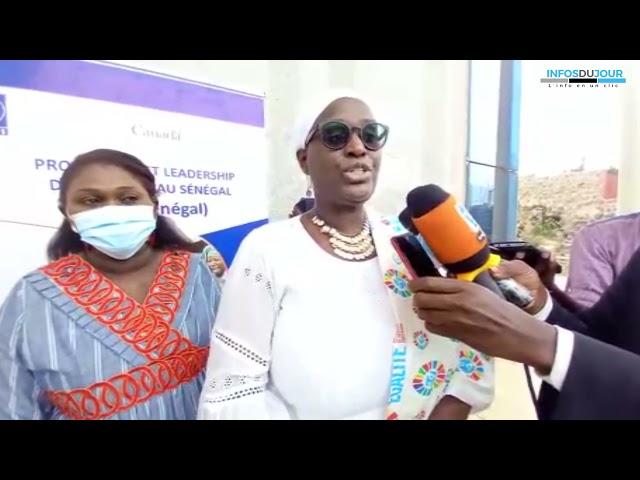 VLF Senegal - Forum Génération égalité : Mme Woré Ndiaye présidente du projet voix et leadership