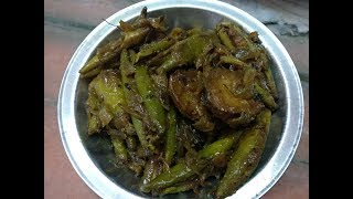 Aloo Parwal Fry With lots Of Onion | Party Style Pointed Gourd and potato Fry Recipe