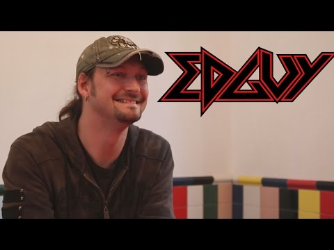 Interview EDGUY, Jens Ludwig - France, Paris 2014 ( french subtitles )