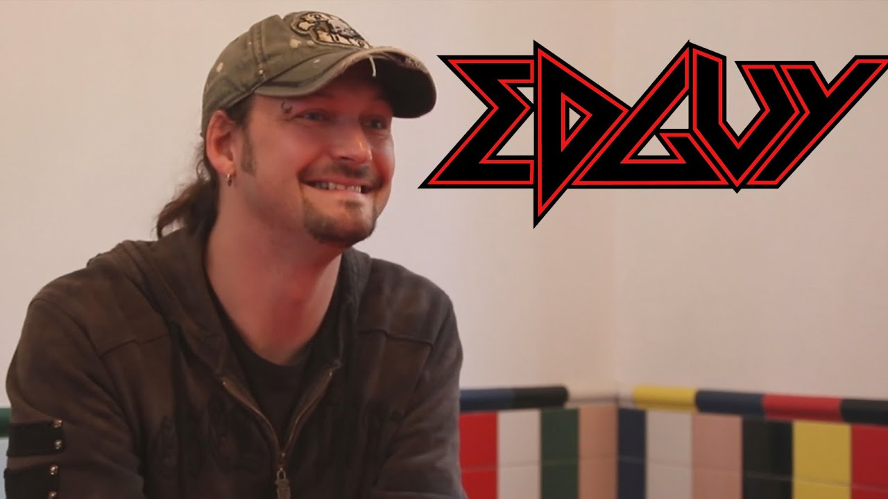 Interview EDGUY, Jens Ludwig - France, Paris 2014 ( french subtitles ) -  YouTube