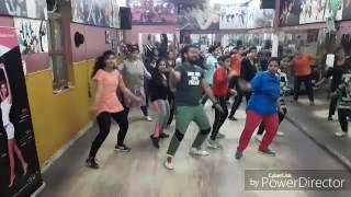 Nashe Si chadh gayi | befikre | dance fitness Choreography | ranveer Singh | Vani Kapoor | ANEW