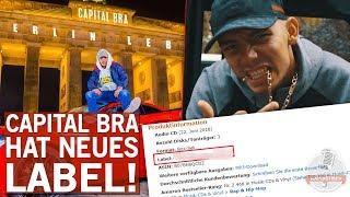 Capital Bra hat bei einem neuen Label unterschrieben!
