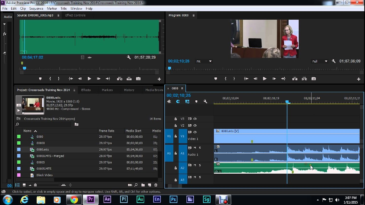 how to stop my premiere pro clip from lagging