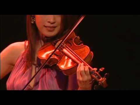 川井郁子 Ikuko Kawai リベルタンゴLibertango [嵐が丘.Live.Concert.Tour.2005]