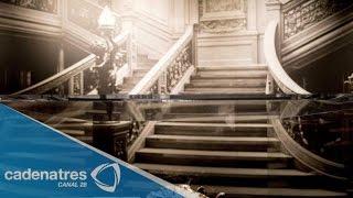 Exhiben en Guanajuato objetos recuperados del Titanic