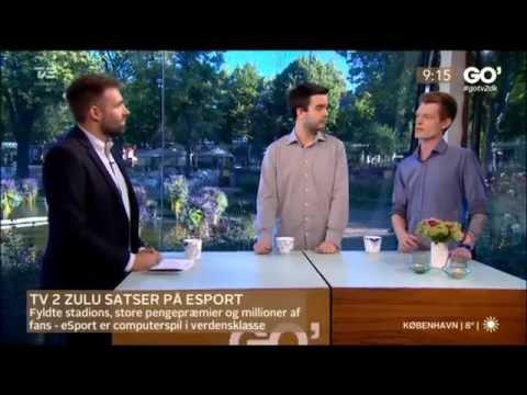 Go Morgen Danmark - eSport på Zulu med SyndereN & Maelk