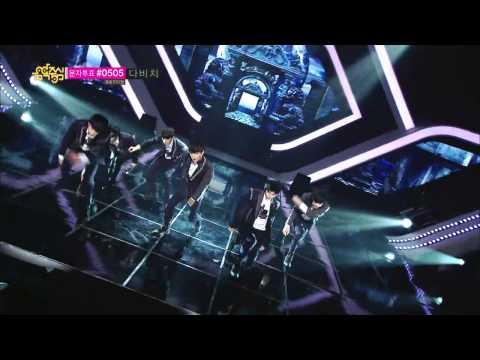 【TVPP】VIXX - Intro + VOODOO DOLL, 빅스 - 인트로 + 저주인형 @ Comeback Stage, Show Music Core Live