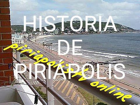 Historia de Piriápolis- Uruguay. Documento histórico.