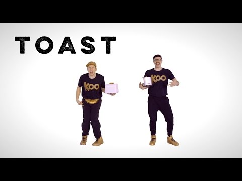 Koo Koo Kanga Roo - Toast (Official Video)