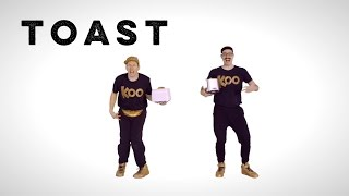 Koo Koo Kanga Roo - Toast (Official Video)