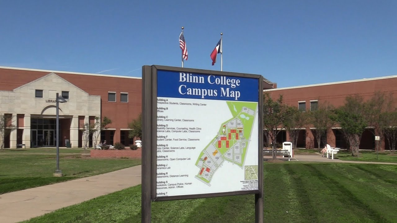 Blinn College-Bryan Campus Bryan,Texas <br><img src=