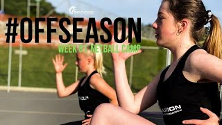 CAPAthletes: Off Season Netball Camp, WEEK 8| NETBALL CAMP