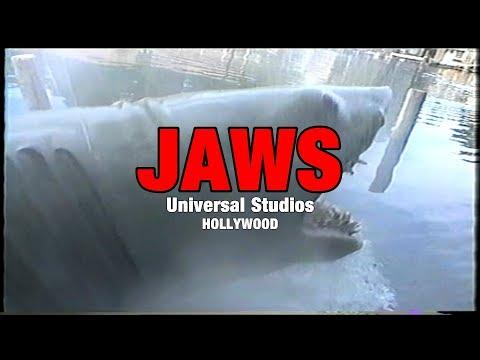 JAWS. Universal Studios. Hollywood. Los Angeles