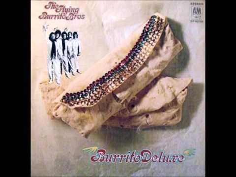 The Flying Burrito Bros - Burrito Deluxe (1970)