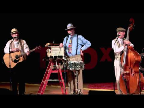 Performance | Juggernaut Jug Band | TEDxIndianapolis