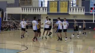 Heritage High School: Boys JV Volleyball 4-5-18