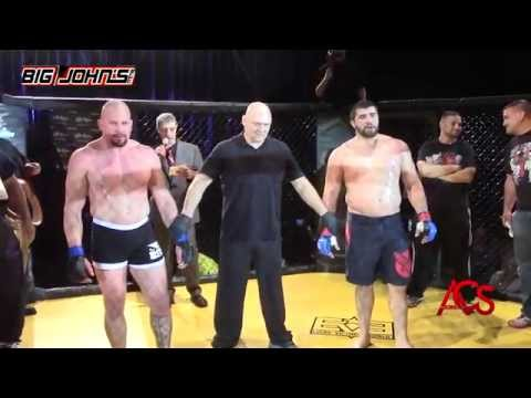 Big Johns MMA Professional MMA  Ray Lopez Vs Chad Herrick