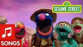 Sesame Street: Dig for Dinosaurs Song | Paleontologist Theme Song