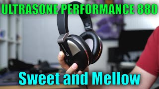 Ultrasone Performance 880 Headphones: Sweet and Mellow