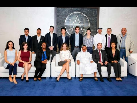 Students from Columbia University Hold Session with Chairman Al Habtoor