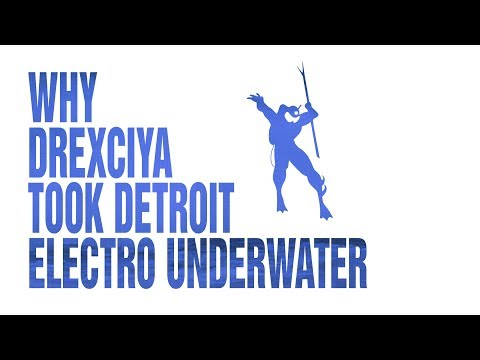 Why Drexciya took Detroit electro underwater