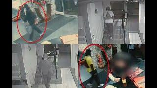 Estos videos probarían que a mujer recién casada la asesinó su exnovio, hoy en libertad
