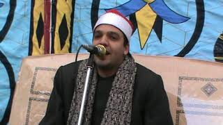 الشيخ حماد الشامى  العصر عزاء الشهيد اشرف فتحى خلف اللة ديما تصوير اكرم درويش