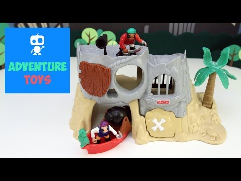 Fisher-Price Pirate Island | Throwback Thursday