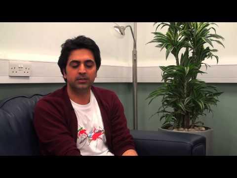 Gautam interview clip