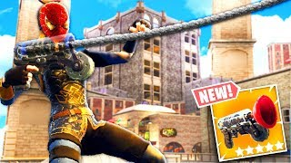 Fortnite ITA - LA SPIDER-MAN CHALLENGE