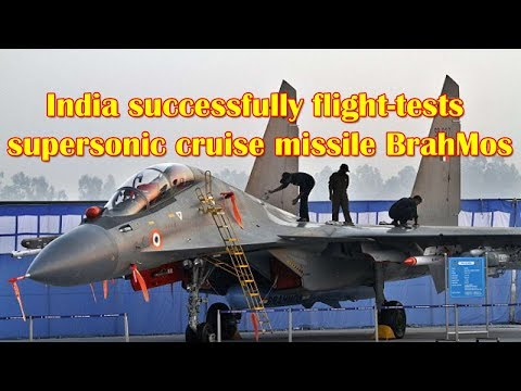 BrahMos, Supersonic Cruise Missile, Successfully Flight Tested From Pokhran