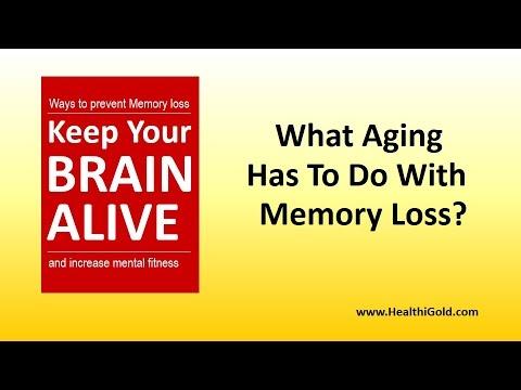 Memory Loss and Aging | Improve Memory | Memory Improvement