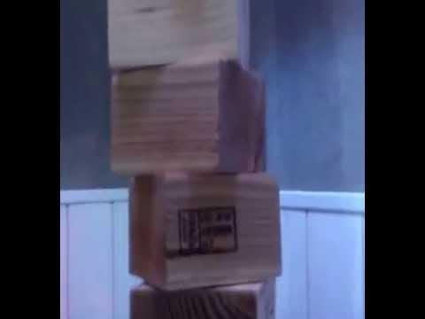 Que Faire Avec Cube De Palette lampe avc cubes de palettes - youtube