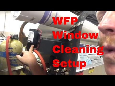 Exterior Window Cleaning Setup And Add On